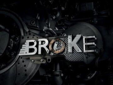 Genuine Parts - Broke