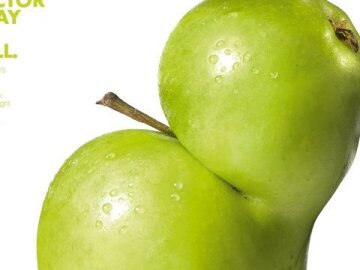 Grotesque Apple