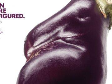 Disfigured Eggplant