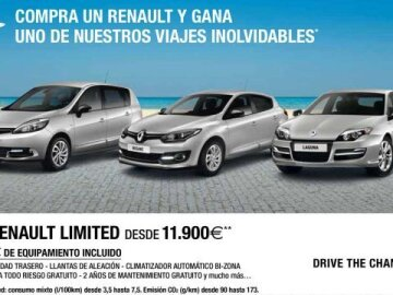 Renault Limited 1