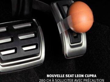 SEAT Leon Cupra 280 ch