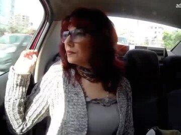 A Very Disturbing Taxi Ride