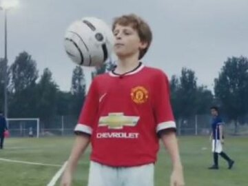 I Play For Manchester United