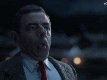 Mr. Bean Kung Fu (60 sec)