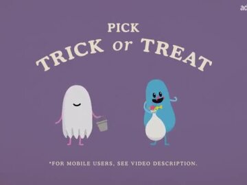 Dumb Ways to Die Halloween