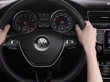 Multifunction Steering Wheel
