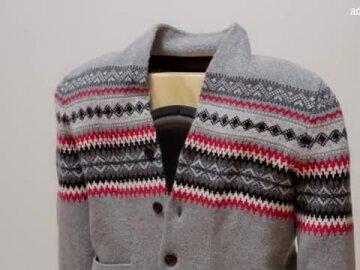 Sweater Speaker