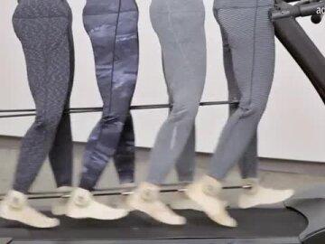 Treadmill March
