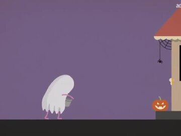 Dumb Ways to Die Halloween - Trick