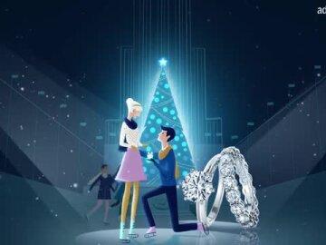 A Tiffany Holiday (30 sec)