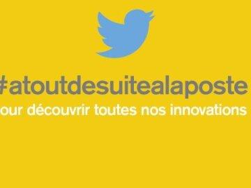 #atoutdesuitealaposte