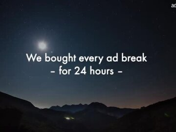 The 24 hour ad break