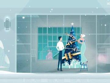 A Tiffany Holiday (75 sec)