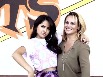 Becky G Shares Her #GirlsCan Story