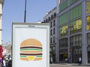 Big Mac OOH