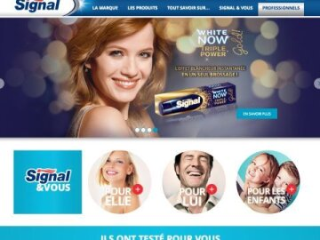 Signal - Website