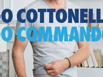 Go Commando (Male)