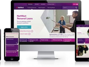 NatWest Website Redesign