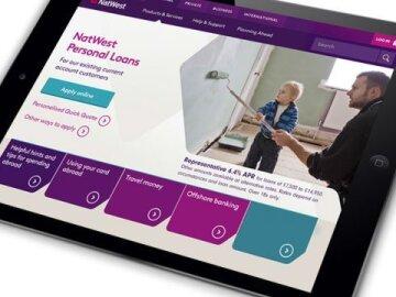 iPad Website Redesign
