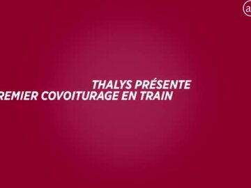 Thalys & S.Loeb lancent TickUp