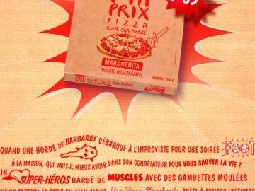 Les ptits prix Pizza