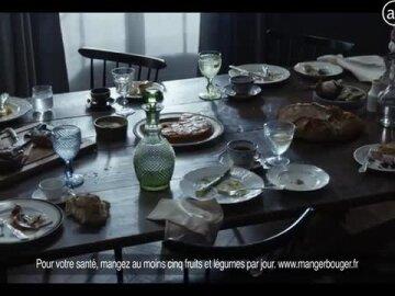 L'âme de la table