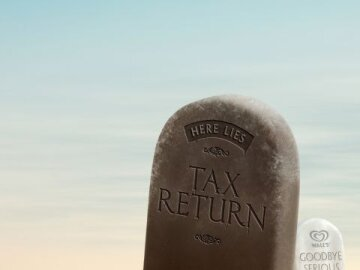 Wall's Goodbye Tax Return