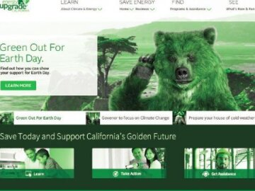 Green Out Homepage