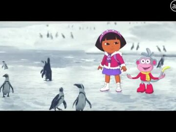 South Pole, Dora the Explorer
