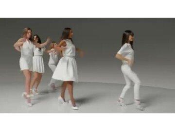 Making of Skip Dance