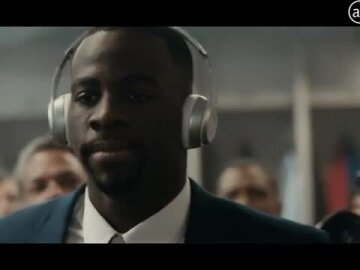 Draymond Green x Eminem in Hear What You Want
