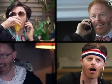 Jesse Tyler Ferguson is The Justices