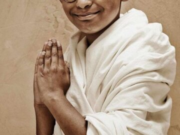 Little Ghandi