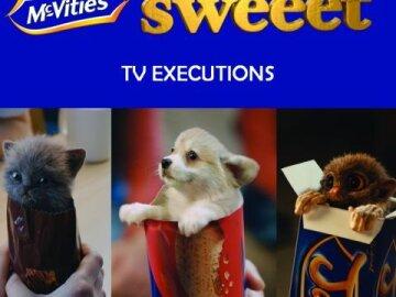 McVities TV scenes