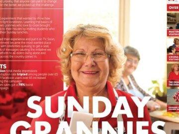 Sunday Grannies (Board)