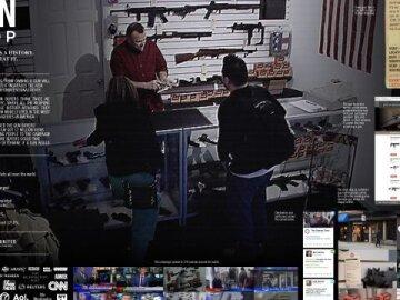 The Gun Shop (board)