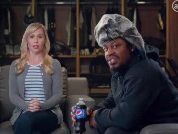 Pepsi's Unlikely Spokesperson Marshawn Lynch