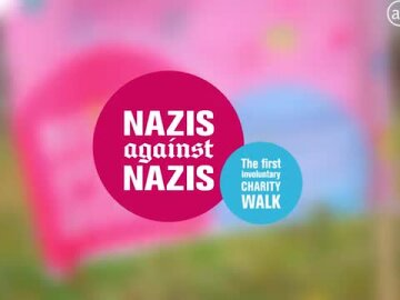 Nazis against Nazis - Germany's most involuntary charity walk