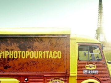 #1PhotoPour1Taco