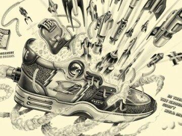 Sneaker Dreams Campaign