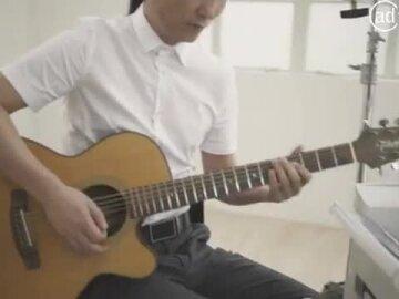NO Jam challenge the guitar