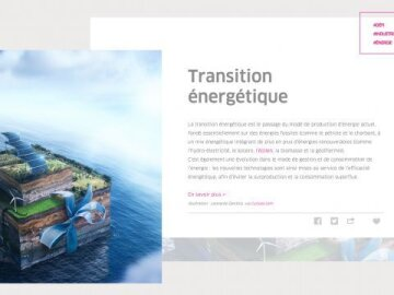 ENGIE Transition energetique