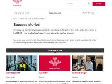 Princes Trust site (3)
