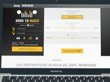 SPOTIFY - Jeep Renegade