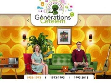 Générations Cetelem, 60 ans de projets d'avenir