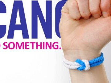 World Cancer Day 2016 - Unity Band 3
