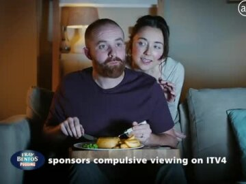 Fray Bentos ITV4 Sponsorship idents