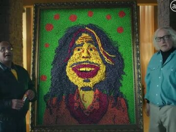 The Portrait with Steven Tyler