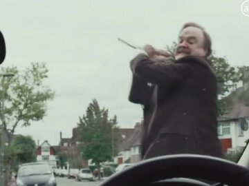 Fawlty Car, featuring John Cleese