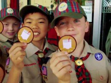 Scout Milk Mission